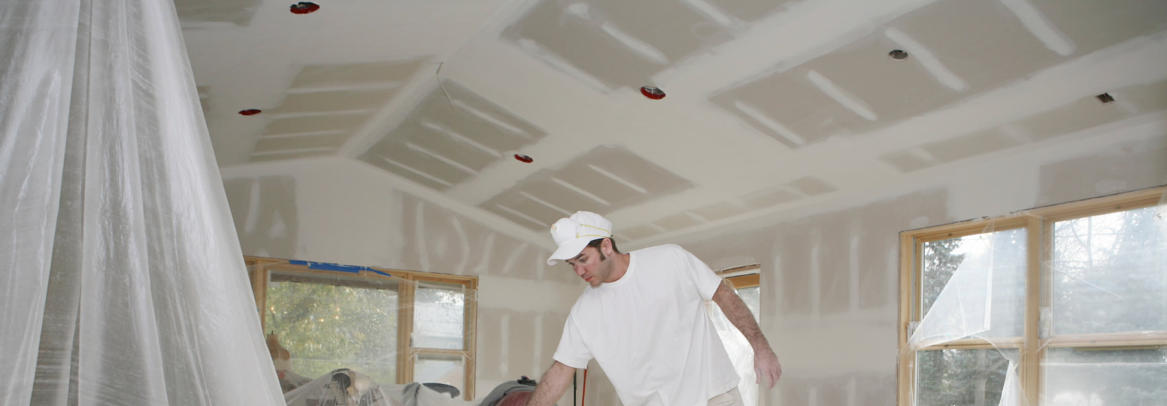 How to hang drywall on a ceiling - How To Hang Drywall On A Ceiling 37